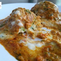 Cheese Kofta Curry